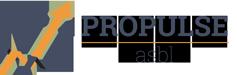 Propulse asbl Logo